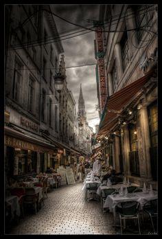 Bruxelles street I by =zardo on deviantART