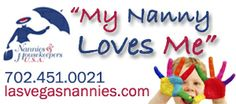 Serving families at homes and hotels in Las Vegas http://www.lasvegasnannies.com