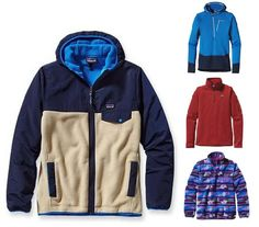 Nothing says warm like Patagonia Fleece! Whether it's jackets, vests, tops, or hats we've got you covered!  http://www.appoutdoors.com/scs_search_results.htm?search=patagonia+fleece