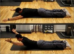 4 Exercises That Prevent A Hunchback And Tech Neck, You're starting to see it everywhere. It's those people that are slouching around shaped like Quasimodo- Fix Bad Posture, Better Posture, Good Posture, Posture Exercises, Back Exercises, Stretches, Foam Roller Shoulder, Cardio, Psoas Release