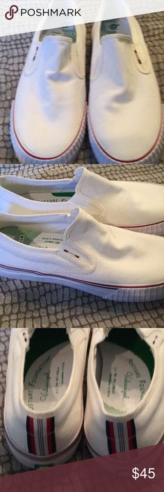 New PF Flyers slip on New unisex PF Flyers. Men's size 9 or women's size 10.5 pf flyers Shoes Loafers & Slip-Ons