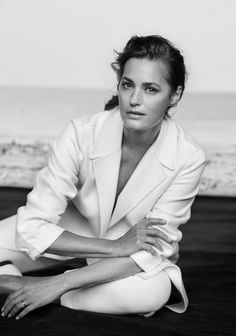 Peter Lindbergh for Giorgio Armani %22New Normal%22 Spring:Summer 2016 1