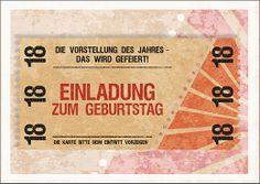 einladungskarten-geburtstag-50-euro-schein | einladungskarten, Einladungen