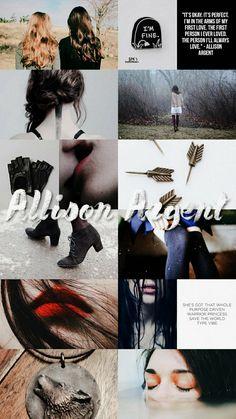 Lockscreen Teen Wolf Allison Argent