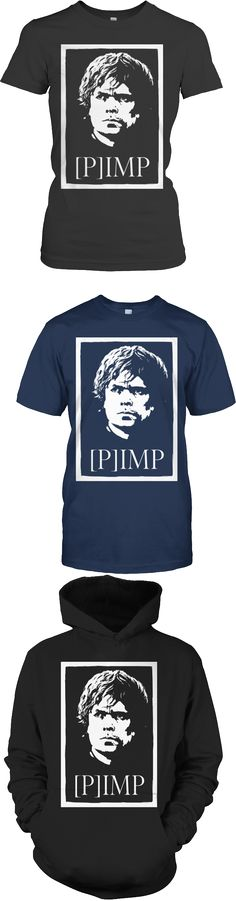 Tyrion Lannister | Game of Thrones Shirt | [P]IMP |  Click to Buy