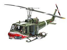 Amazon.com: Bell Uh-1 Huey: Toys & Games http://amzn.to/2unUjAN