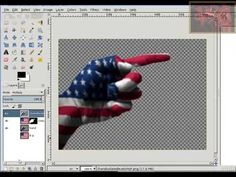 how to add a photo to another image gimp