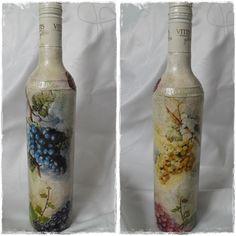 fľaše a dózy