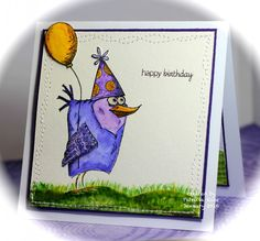 CA362, Happy Birthday (PR) by kokirose - Cards and Paper Crafts at Splitcoaststampers