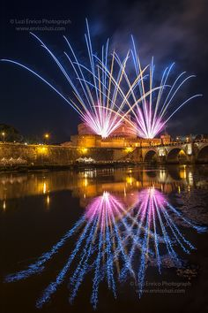 S.Pietro e Paolo Fireworks by Enrico Luzi, via 500px