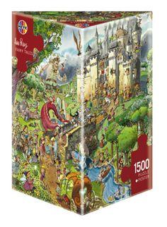 Fairy Tales - Heye Puzzle