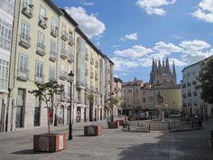 Burgos Plaza Flora Vista Oeste