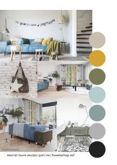 Running out of ideas? We& got you covered! Find all the inspiration here! House Styles, Interior Design, House Interior, Interior Deco, Home, Interior Design Living Room, Living Room Color Inspiration, Home Decor Styles, Home Decor
