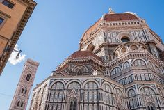 The architecture of Florence.