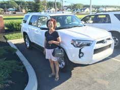 Congrats Chong on your New #Totoya #4Runner at DEL Toyota!