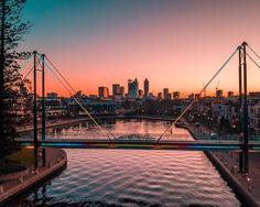 Perth Australia, San Francisco Skyline, Destinations, Eyes, City, Travel, Instagram, Viajes, Cities