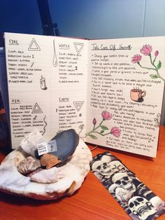 magickal living — baasic-witch: Grimoire pages Witchcraft Spell Books, Wiccan Spell Book, Wicca Witchcraft, Magick, Grimoire Book, Eclectic Witch, Pagan Art, Baby Witch, Tarot Learning