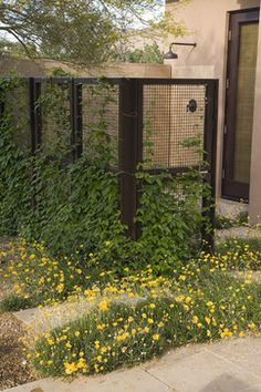 Industrial Fence Design Ideas, Pictures, Remodel, and Decor - page 3