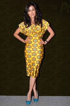 Vogue's Best Dressed... Gorgeous woman - Chitrangada Singh