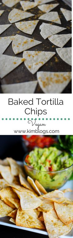 Do It Yourself Tortilla Chips - Kim Blogs