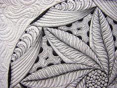 Zentangle: Zendala Quilting by Pat Ferguson, Certified Zentangle Teacher