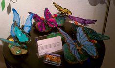 Paper mache Butterflies http://itz-my.com