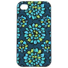 Vera Bradley Silicone Phone Case ($28) ❤ liked on Polyvore