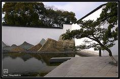 貝聿銘大師的 - 蘇州博物館 @ Timk 加油 !! :: 痞客邦 PIXNET ::