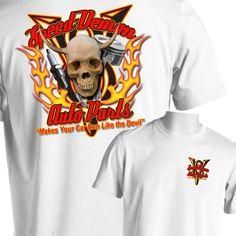Get Your Rod Serviced Here Long Sleeve T-Shirt M-3XL Rat Rod Hot Girl Junkyard