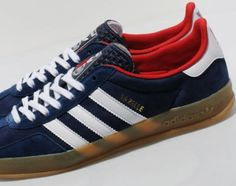 Adidas Originals Gazelle Indoor – Team GB