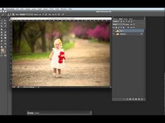 Editing in Photoshop with Soft Light Brushes - YouTube