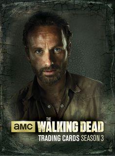 The Walking Dead Season 3 Set 1 NSU 1/2 (Cryptozoic Entertainment)