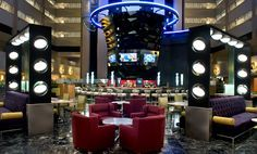 Forrest Perkins New York Marriott Marquis New York, NY | Luxury homes, interior design inspiration