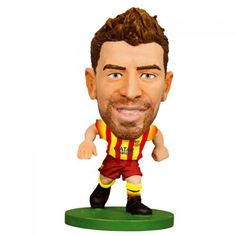30e480867 Soccerstarz Barcelona Gerard Piqu Away Kit 2014 Football Figures Figurines     Read more at the