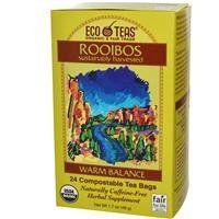 ECOTEAS TEA,OG1,ROOIBOS, 24 BAG - (6-Pack) * You can get additional details at the image link.