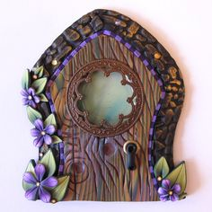 Fairy Door Pixie Portal via Etsy