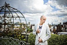 Wedding casual Suit  Diesel Black Gold   Dolce & Gabbana, Bow Tie print T-Shirt