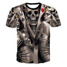Crazy Love Deadpool T-Shirts – OVALOAD3D