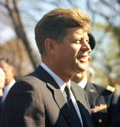 """John Fitzgerald Kennedy (May 29, 1917 – November 22, 1963), commonly known as """"Jack"""" or by his initials JFK, was the 35th President of the United States, serving from January 1961 until he was assassinated in November 1963 35th President of the United States✽❤✽❤✽❤✽❤✽ http://en.wikipedia.org/wiki/John_F._Kennedy"""