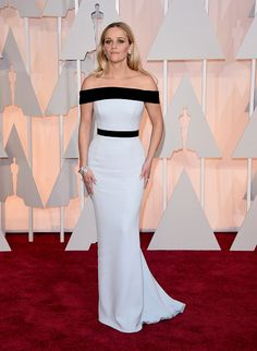 Reese Whiterspoon in Tom Ford #Oscars 2015