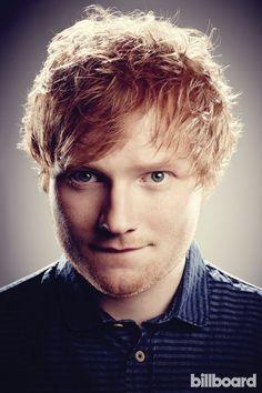 Ed Sheeran Billboard photoshoot. New favorite picture!! :D
