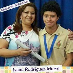 Graduacion de Isaac