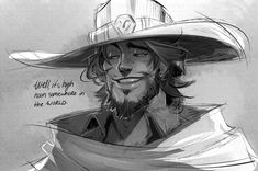 mccree overwatch | Tumblr