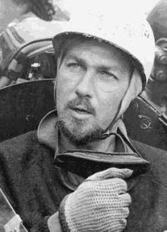 Joakim Bonnier - Sweden - 1956-91 - Maserati, Scuderia Centro Sud, Joakim Bonnier Racing Team, BRM, Porsche, Rob Walker Racing Team, Lotus, Brabham, Anglo-Suisse Racing/Ecurie Bonnier and Honda. He died in a crash at Le Mans in 1972