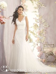 Bridal Gowns Alfred Angelo  2403 Bridal Gown Image 1