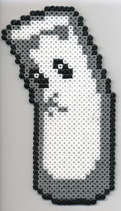 SSB Sandbag Perler Beads by BlueKecleon15
