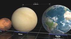 Il video che vi farà sentire minuscoli: ecco il confronto tra noi e l'universo