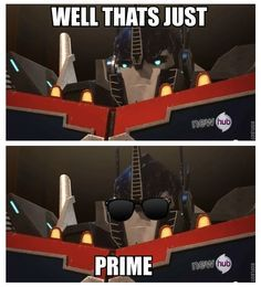 Transformers prime funny, Transformers prime and The team on Pinterest