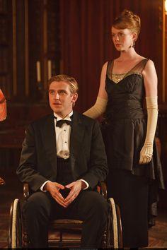 Downton Abbey, Lavinia.