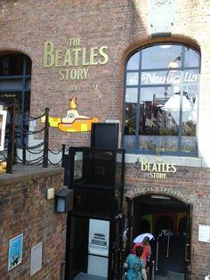 Beatles Museum, The Beatles Story, Liverpool